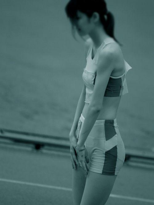 【画像】赤外線カメラ凄すぎ!盗撮された女子アスリートがモロ見えだわ 36枚 No.29