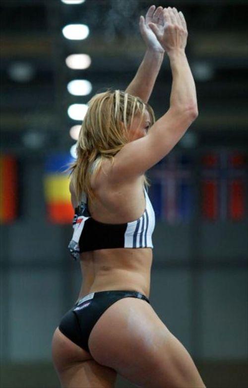 【画像】テニス選手を含めた女子アスリートのおっぱいとお尻がエロ過ぎ! 37枚 No.15