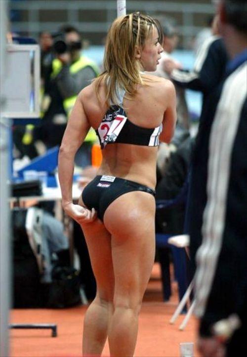【画像】テニス選手を含めた女子アスリートのおっぱいとお尻がエロ過ぎ! 37枚 No.17