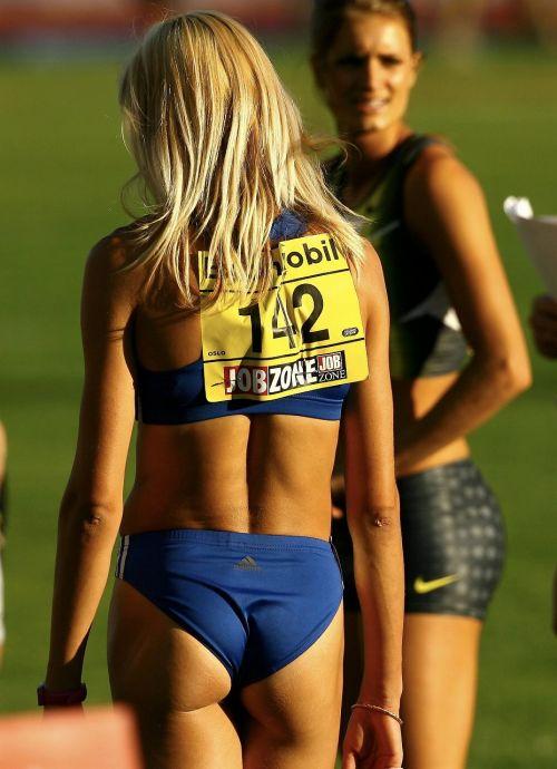 【画像】テニス選手を含めた女子アスリートのおっぱいとお尻がエロ過ぎ! 37枚 No.19