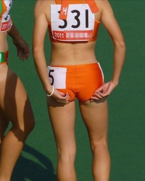 【画像】テニス選手を含めた女子アスリートのおっぱいとお尻がエロ過ぎ! 37枚 No.27