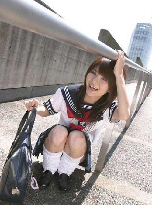 【画像】女子高生の可愛さの限界をまとめたエロ画像 40枚 No.7
