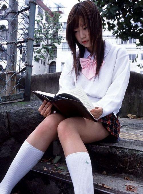 【画像】女子高生の可愛さの限界をまとめたエロ画像 40枚 No.8