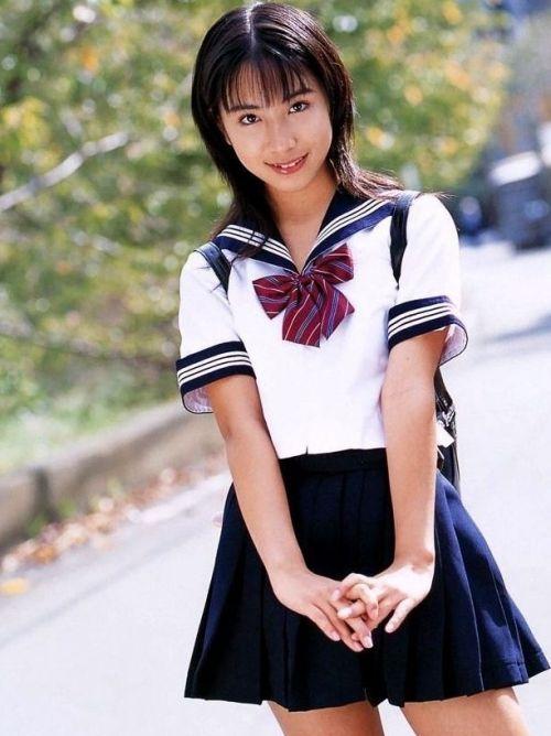 【画像】女子高生の可愛さの限界をまとめたエロ画像 40枚 No.24