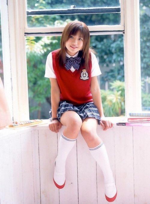 【画像】女子高生の可愛さの限界をまとめたエロ画像 40枚 No.40