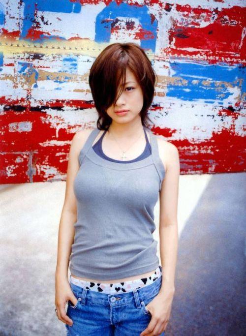 ノースリーブでエロいおっぱいを胸チラさせてくる女の子のエロ画像 42枚 No.10