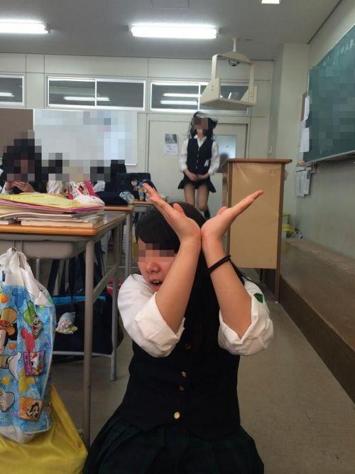 女子高生のおふざけ画像がエロ過ぎてシコれる件www 37枚 No.16