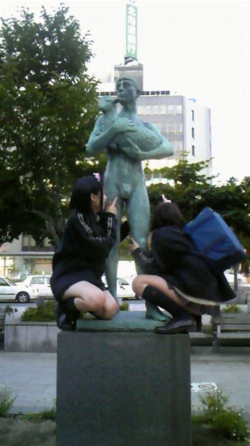 女子高生のおふざけ画像がエロ過ぎてシコれる件www 37枚 No.26