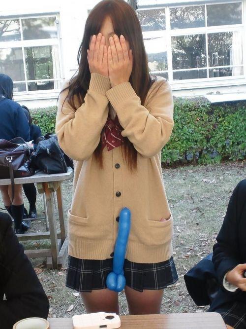 女子高生のおふざけ画像がエロ過ぎてシコれる件www 37枚 No.35