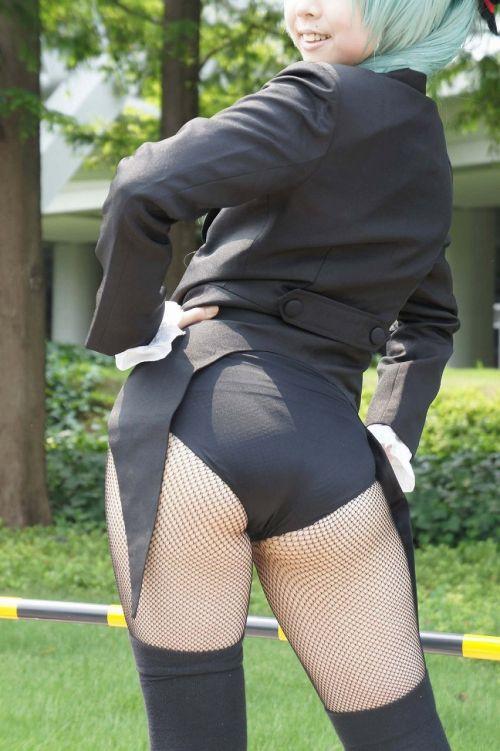 【コスプレ】安心してください!履いてますよな露出レイヤーのエロ画像 39枚 No.17