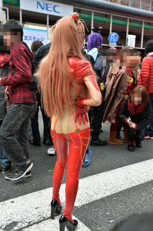 【コスプレ】安心してください!履いてますよな露出レイヤーのエロ画像 39枚 No.18