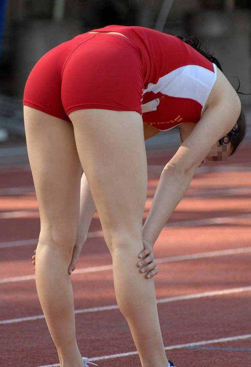 【勃起注意】短パン姿の陸上女子選手のエッチな体の画像まとめ 38枚 No.5
