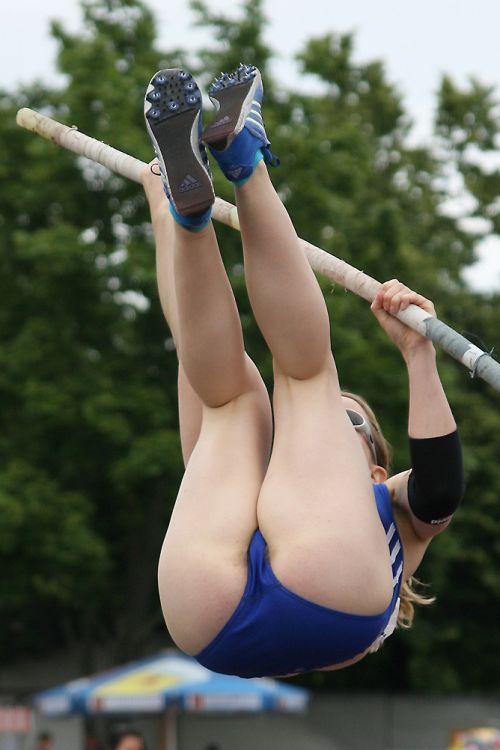 【勃起注意】短パン姿の陸上女子選手のエッチな体の画像まとめ 38枚 No.8