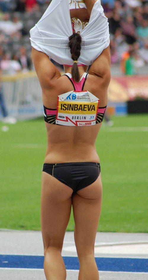 【勃起注意】短パン姿の陸上女子選手のエッチな体の画像まとめ 38枚 No.10