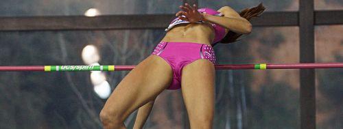 【勃起注意】短パン姿の陸上女子選手のエッチな体の画像まとめ 38枚 No.12