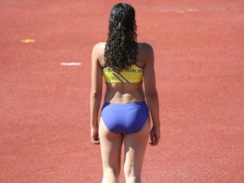 【勃起注意】短パン姿の陸上女子選手のエッチな体の画像まとめ 38枚 No.15
