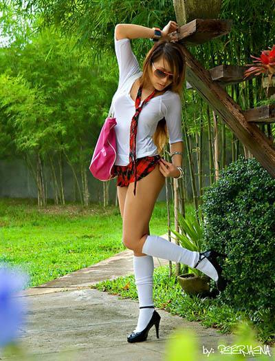 【海外】イギリス人限定の女子高生画像まとめ 36枚 No.35