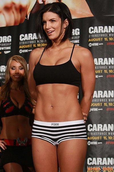 外国人の筋肉ガチムキマッチョな女性の6つに割れた腹筋エロ過ぎ 35枚 No.31