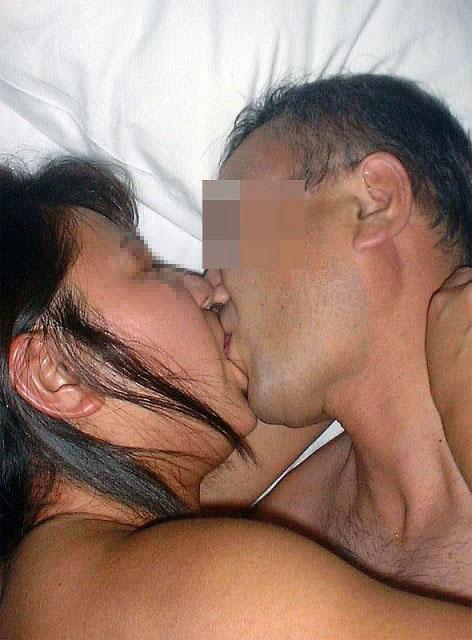 熟女がセックスでディープキスしてるのが生々しくてエロ過ぎる! 53枚 No.9