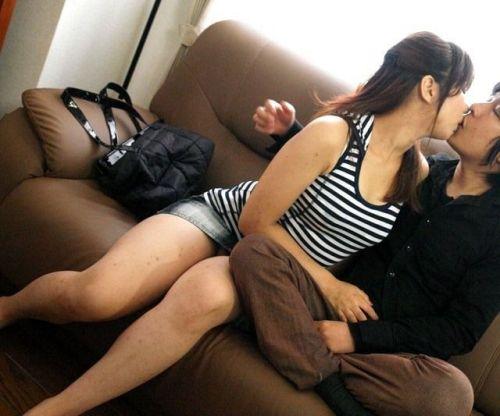 熟女がセックスでディープキスしてるのが生々しくてエロ過ぎる! 53枚 No.16