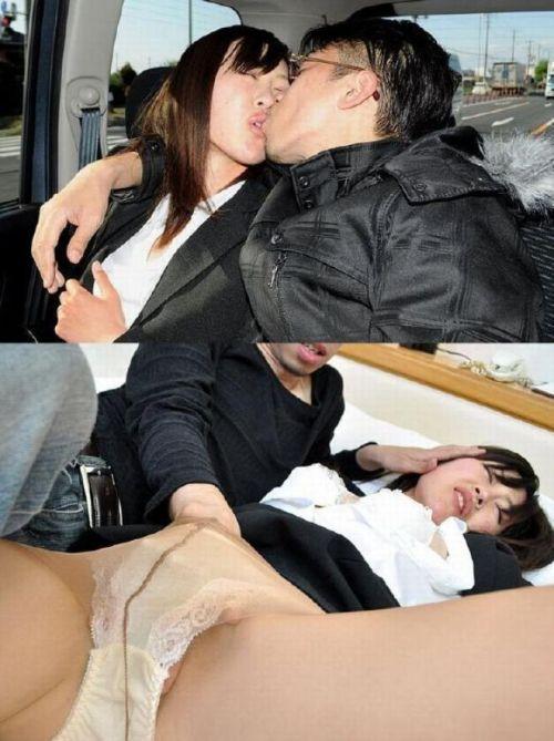 熟女がセックスでディープキスしてるのが生々しくてエロ過ぎる! 53枚 No.29