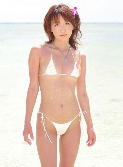 【マイクロビキニ】ほぼ裸なのにデザインが際立つ激エロ画像! 40枚 No.11