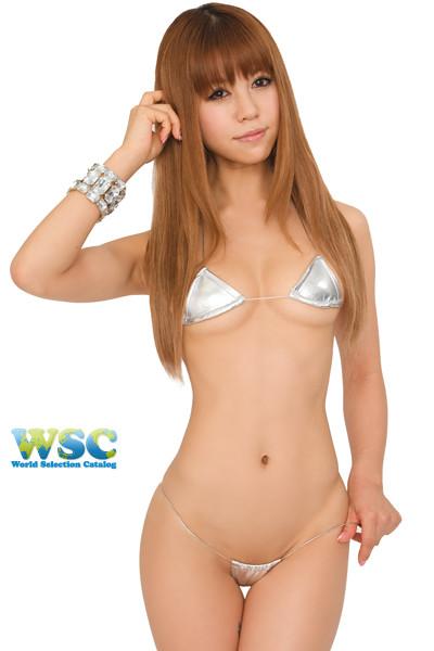 【マイクロビキニ】ほぼ裸なのにデザインが際立つ激エロ画像! 40枚 No.13