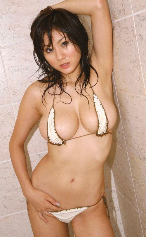 【マイクロビキニ】ほぼ裸なのにデザインが際立つ激エロ画像! 40枚 No.22