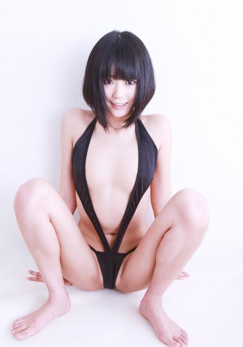 【マイクロビキニ】ほぼ裸なのにデザインが際立つ激エロ画像! 40枚 No.30