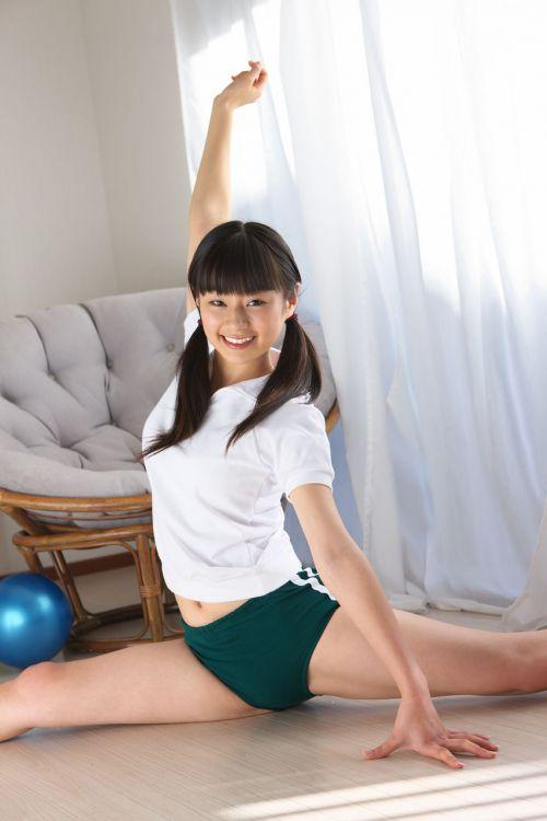 【画像】ブルマを履いた体操服姿がエロ過ぎるJK! 39枚 No.18