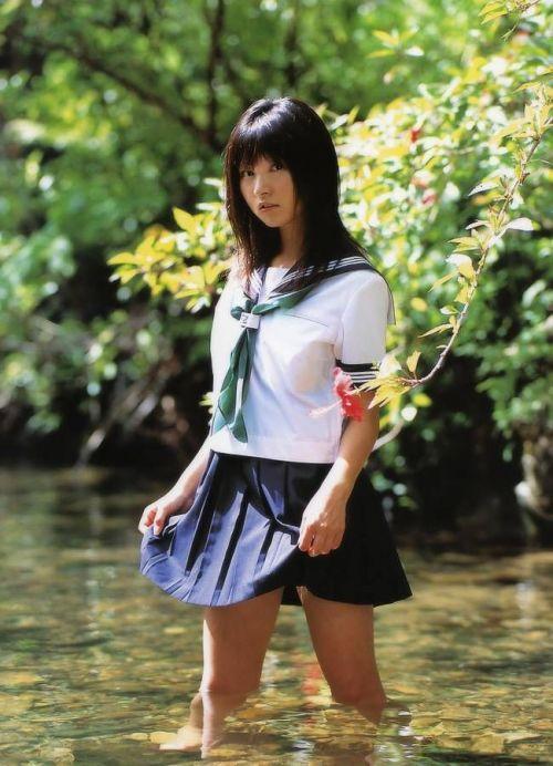 【画像】国民的美少女級の可愛いJKだけを集めた結果www 39枚 No.20