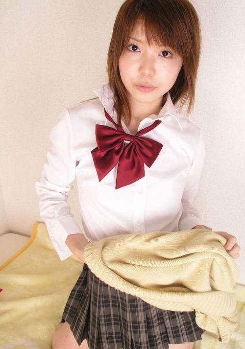 【画像】国民的美少女級の可愛いJKだけを集めた結果www 39枚 No.21