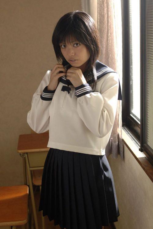 【画像】国民的美少女級の可愛いJKだけを集めた結果www 39枚 No.27