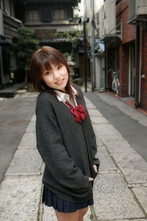 【画像】国民的美少女級の可愛いJKだけを集めた結果www 39枚 No.32