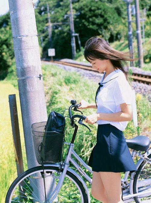 【画像】国民的美少女級の可愛いJKだけを集めた結果www 39枚 No.34