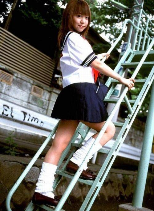 【画像】国民的美少女級の可愛いJKだけを集めた結果www 39枚 No.35