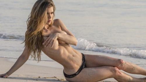 筋肉を鍛えてる外人女性が自慢の肉体を見せつけてくるエロ画像 35枚 No.12