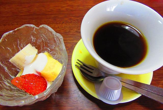 かぶちデザートコーヒー 28.1.20