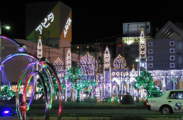 静岡県藤枝駅前 27.11.28