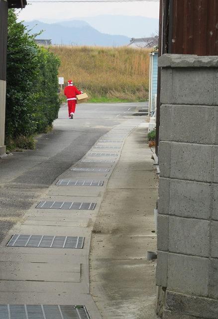 サンタさんは、どこへ! 27.12.23