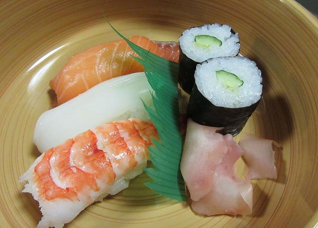 お寿司も美味しいお店 27.11.30