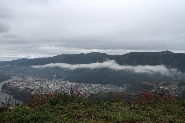 龍の様な雲が消えると 27.12.21