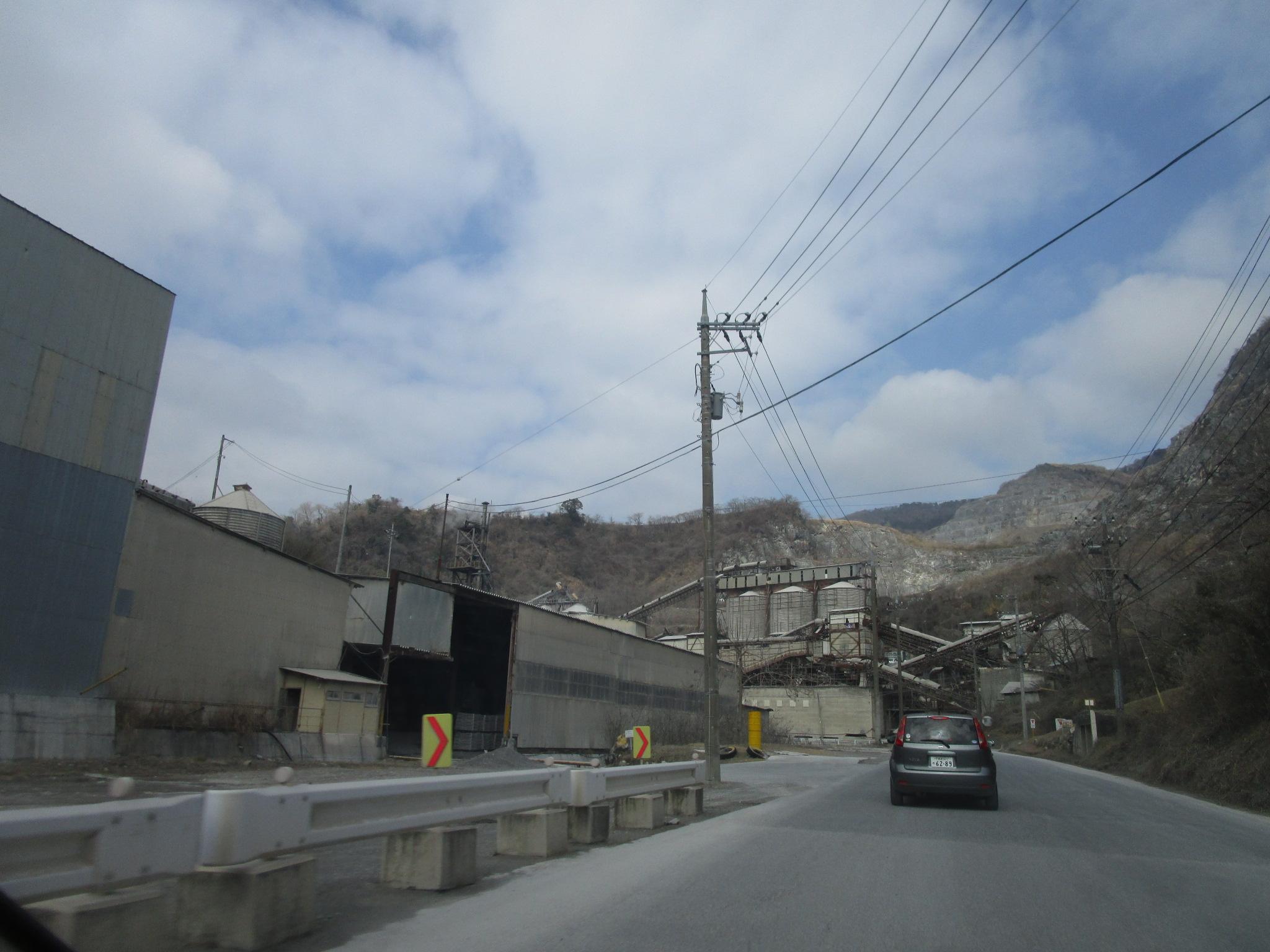 石灰工場1