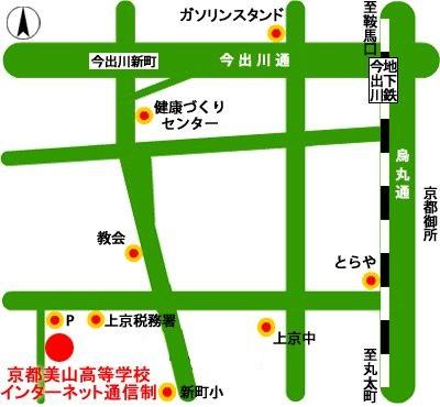 3pp17周辺地図