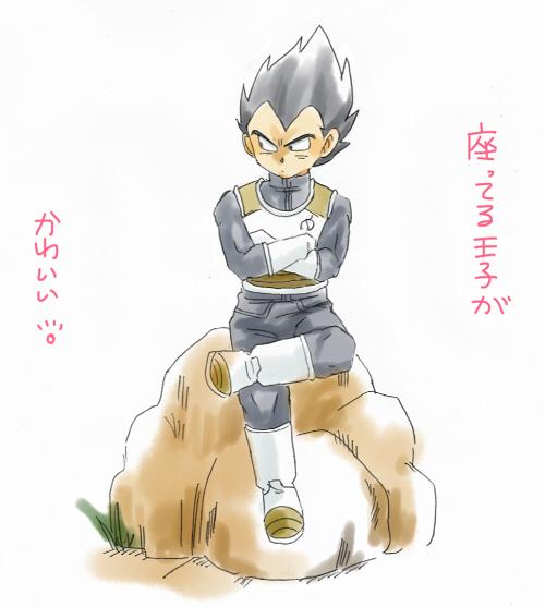 石の上の王子
