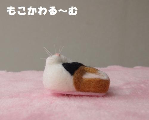 三毛猫顔2