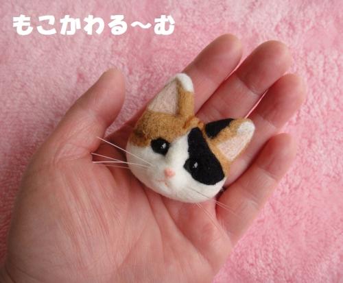 三毛猫顔3