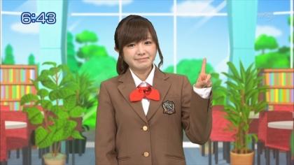 160303合格モーニング 紺野あさ美 (1)