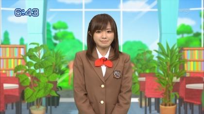 160309合格モーニング 紺野あさ美 (1)