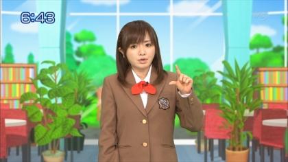 160311合格モーニング 紺野あさ美 (1)